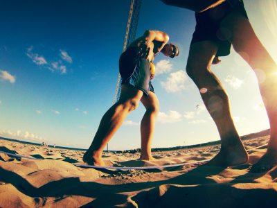 Repelente de insectos para cuando estás en el patio, la playa o practicando algún deporte