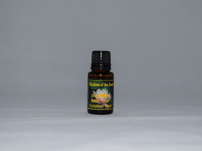 Albahaca Sagrada de la India (15 ml)
