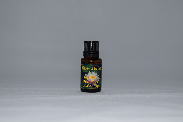 Albahaca Sagrada de la India 15 ml